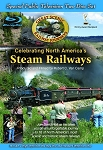 Celebrating North America's Steam Railway - Blu-Ray