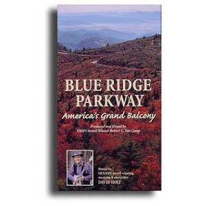 Blue Ridge Parkway: America's Grand Balcony - VHS