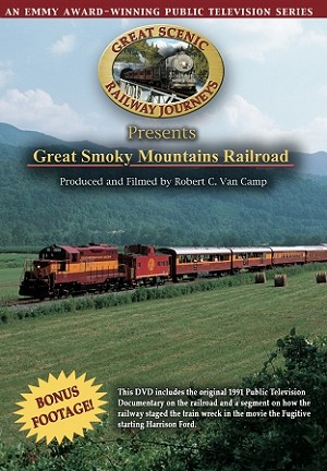The Great Smoky Mountains Railroad (2012) - DVD